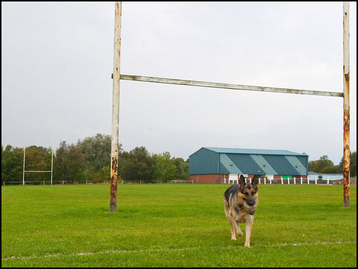 Sashas Trials for Aspull Rugby Club