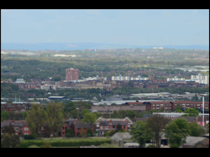 Wigan From Afar...