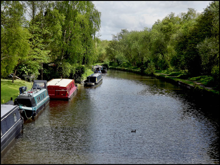 Canal at Crooke