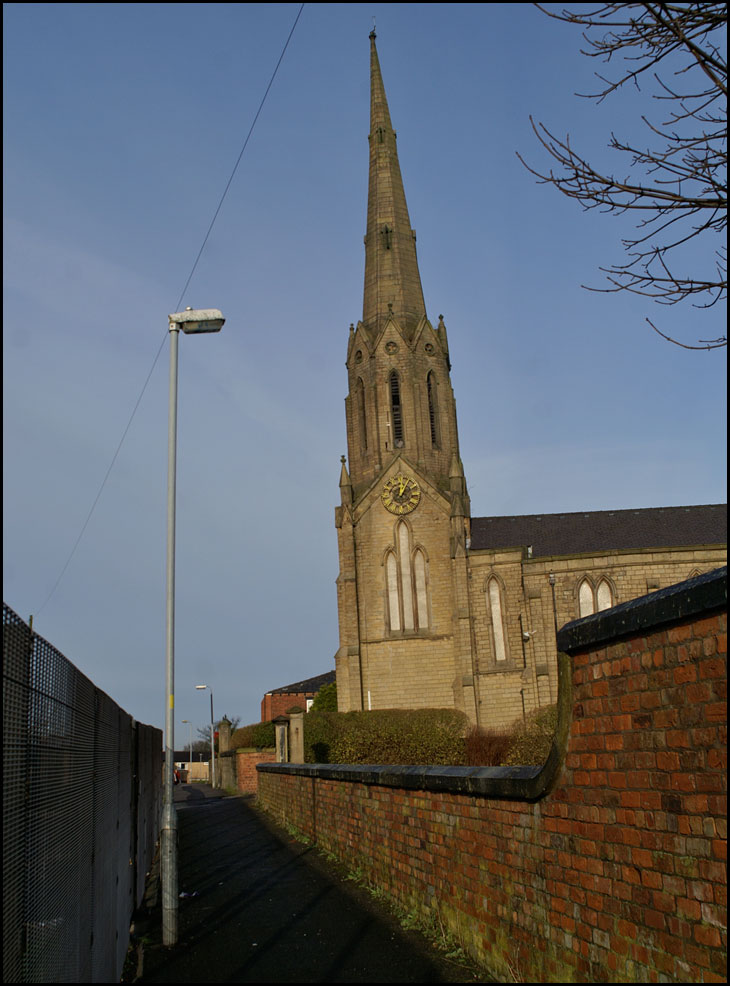 Last chance to see St Catharine's crooked spire