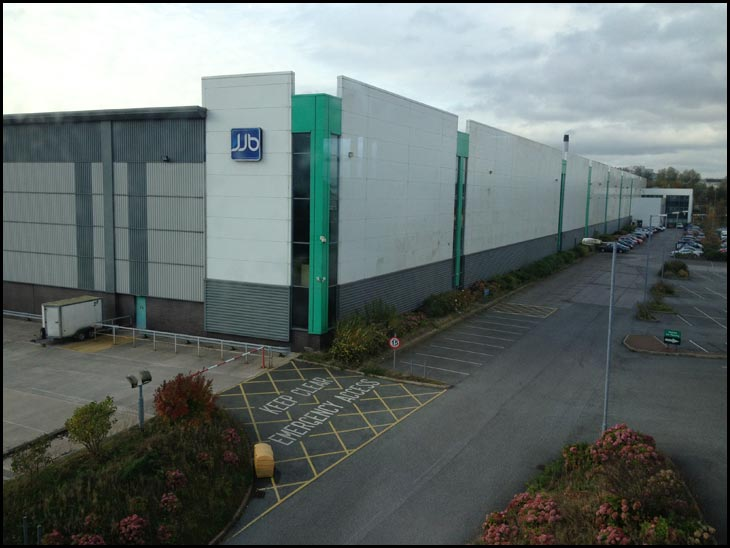 JJB Warehouse