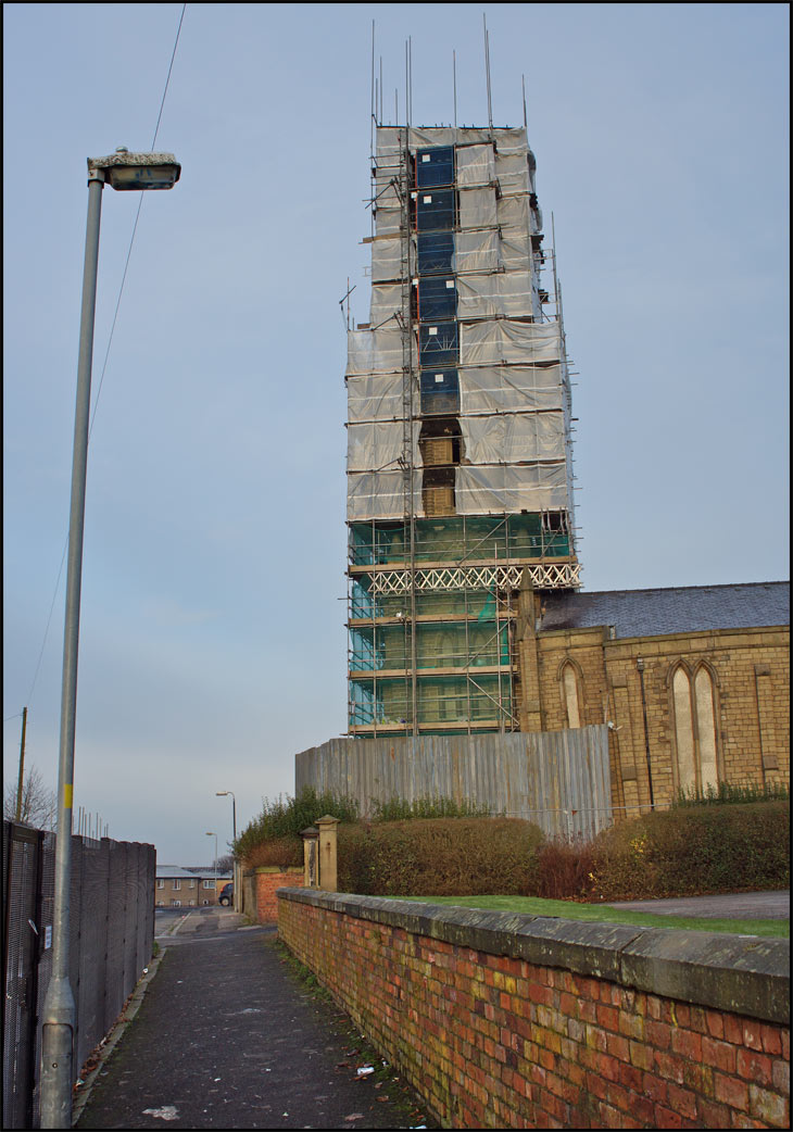 St Cath's progress
