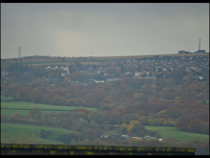 View from Standish