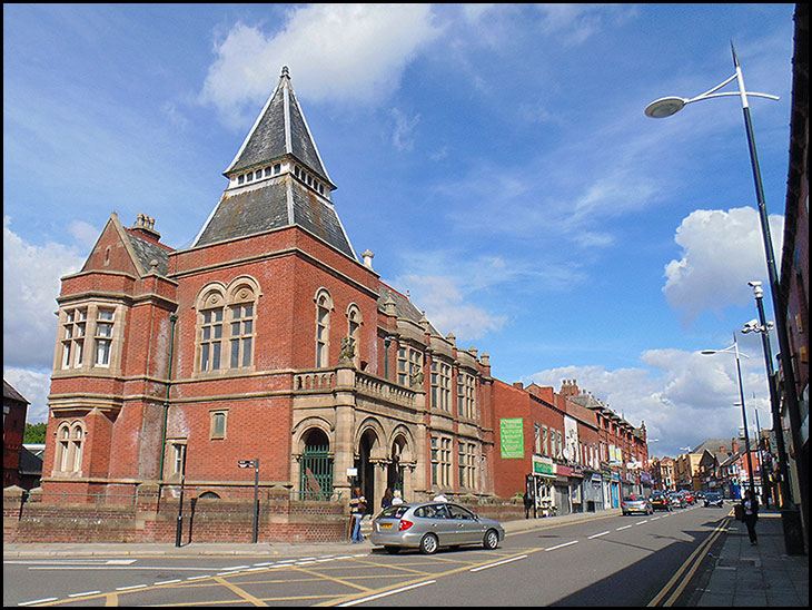 Hindley Library