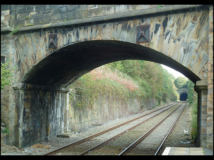 Upholland tunnel