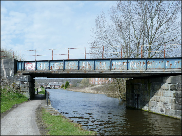 Martland Mill railway bridge