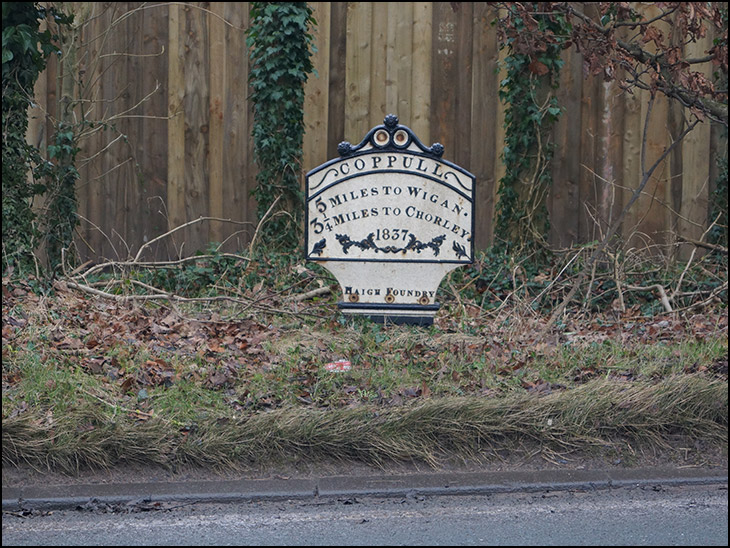 Another Haigh Foundry Mile Marker