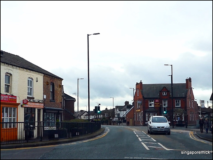 Shevington Village