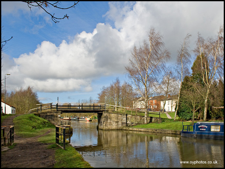 Canal at Crooke Village