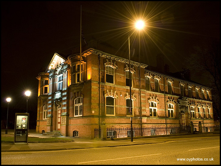Hindley Town Hall