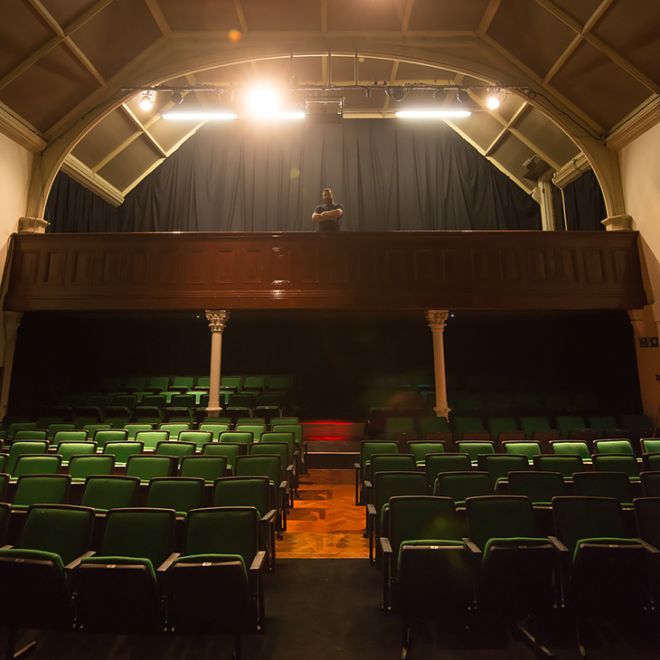 Old Courts Theatre