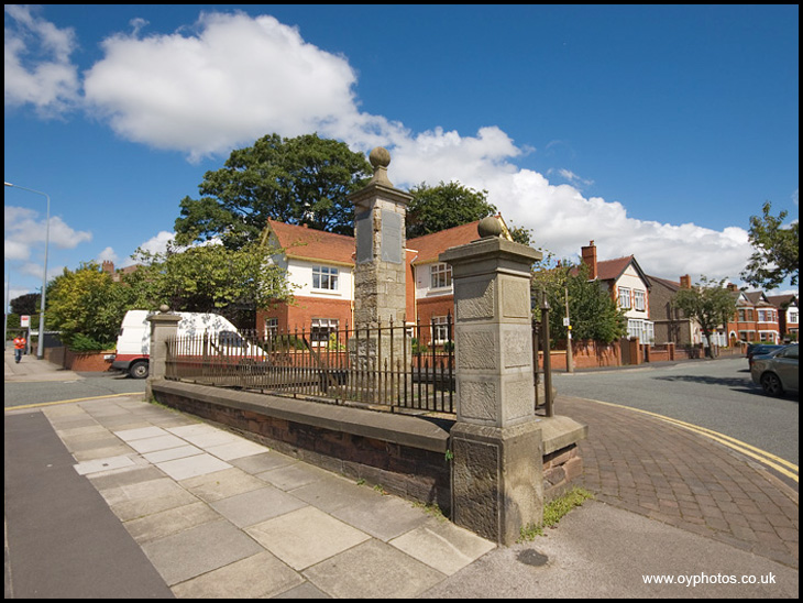Tyldesley memorial