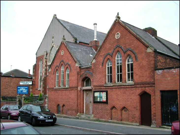 Wigan Baptist Church