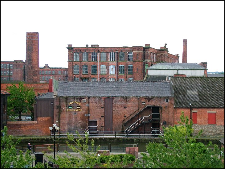 Old Mills