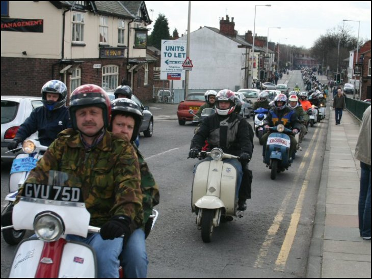 'Gingers' Easter Egg Run