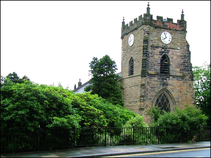 Upholland Church