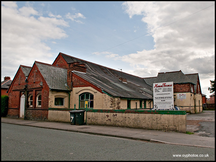 My old Infant school