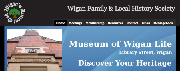 Wigan Family & Local History Society