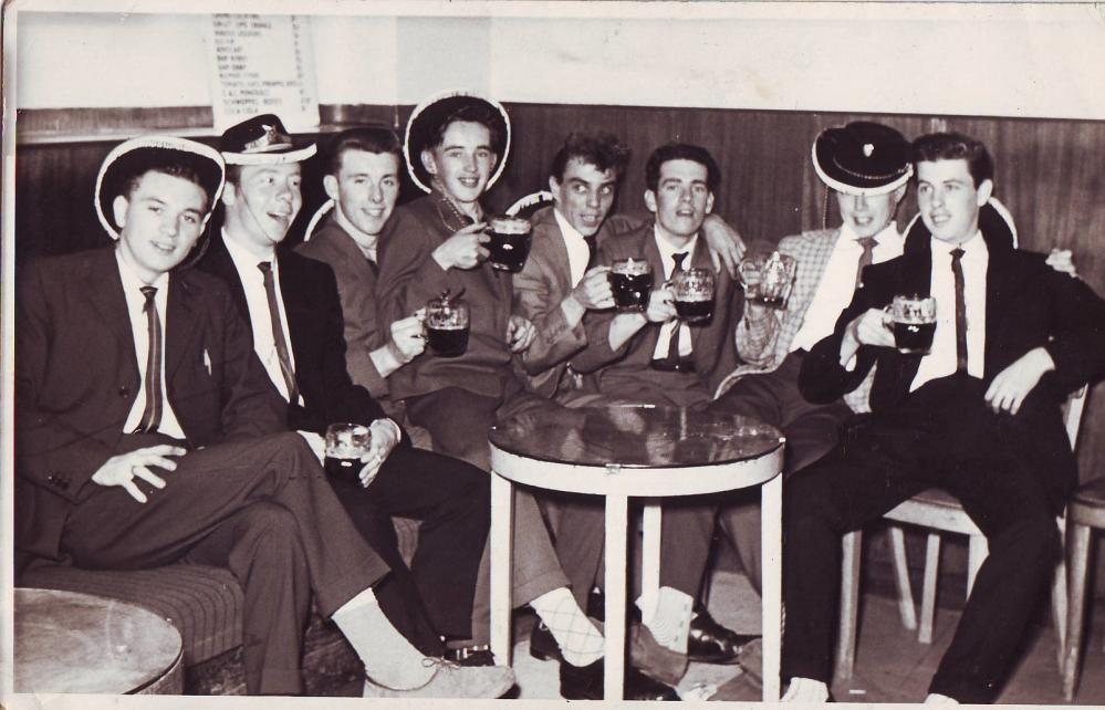 Carrington & Dewhurst Night Out 1965