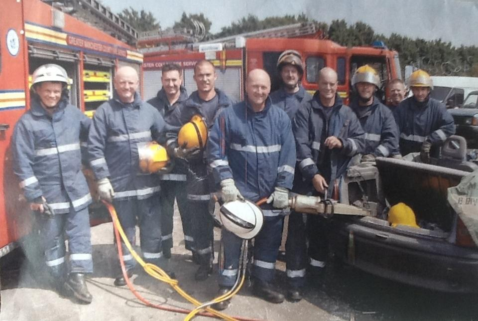 Blue Watch approx 2006